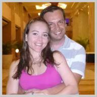 Anthony Delgadillo y Paola Zapata